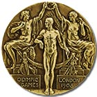 Gold Medal - Olympic Games London 1908