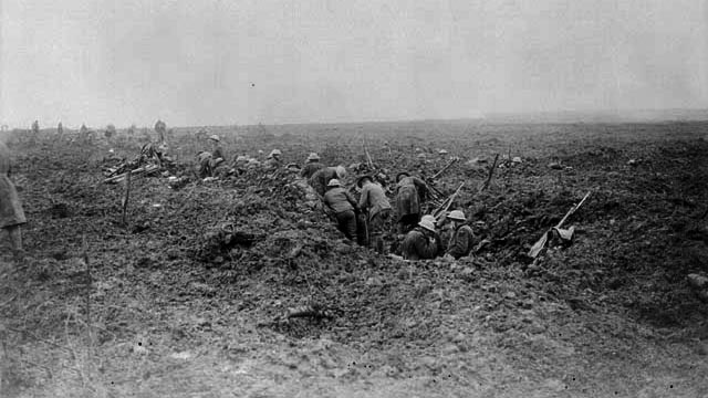 battle of vimy ridge essays