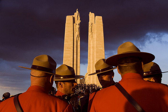the significance of vimy ridge essay In april, about 25,000 canadians came together at the canadian national vimy memorial in northern france to honour the 100th anniversary of the battle of vimy ridge tim cook, an author and .