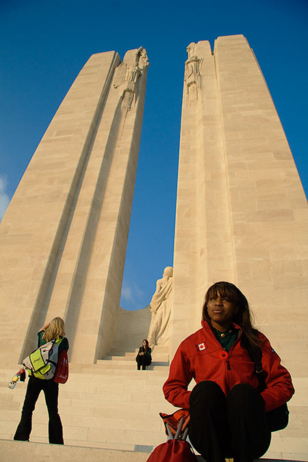 essays on the battle of vimy ridge One of the greatest battles in canadian history was the battle of vimy ridge the significance of the battle was not in the actual battle itself, but rather the.